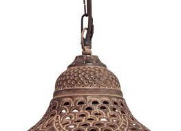 ines copper glass round pendant light l000628 ashley round pendant light main street studios