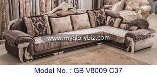 traditional fabric sofas.  Traditional Traditional Wooden Fabric L Shape Corner Sofa Set With Luxury Design  Suitable For Home Living Room High Class Furniture  Buy  Sofas O