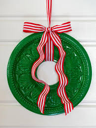 Decorative Door Hangers Diy Christmas Door Decorations Hgtv