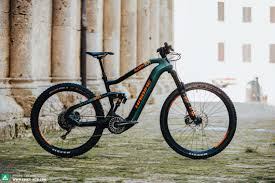 Haibike Light Se Haibike Xduro Allmtn 8 0 Flyon Review E Mountainbike Magazine