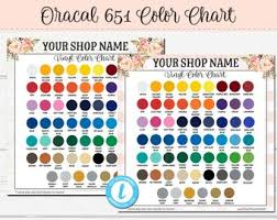 651 Color Chart 38 Matter Of Fact Ecoline Color Chart