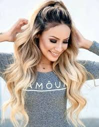 Photo Image Coiffure Blonde Coiffure Cheveux Long