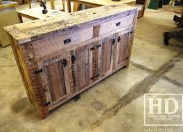 images of rustic furniture. Reclaimed Wood Buffet Ontario, Table Gerald Reinink, Rustic Images Of Furniture E