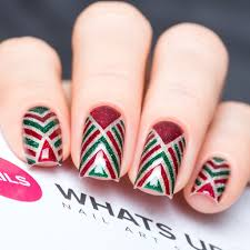 Whats Up Nails / Art Deco Stencils – Daily Charme