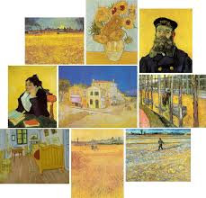 arles paintings vincent van gogh