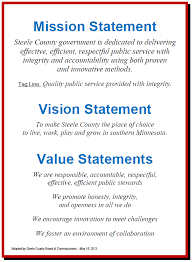 mission statement examples business mission vision values statements you inc pinterest vision