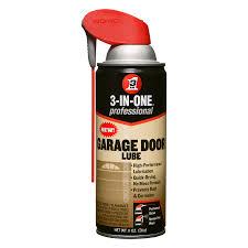 3 in one 11 oz garage door lubricant