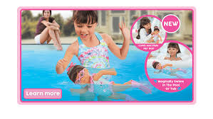 learn more about baby born mommy look i can swim doll