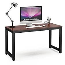 office desk large. Tribesigns Computer Desk, 55\u0026quot; Large Office Desk Table Study Writing For Home
