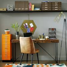Image Decorating Ideas Home Office Storage Ideas To Help You Keep On Top Of Your Work Ideal Home Home Office Ideas Designs And Inspiration Ideal Home