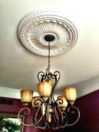 chandeliers ceiling medallions for chandelier medallion molding ceil