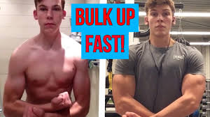 how to bulk up fast for skinny guys