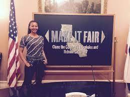 """🐝 ACCE 🐝 on Twitter: """"ACCE Action's executive director Christina  Livingston is at the official launch of the #MakeitFair in Sacramento.  http://t.co/jv5jCV6e9F"""""""