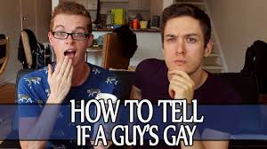 Signs that your man is gay
