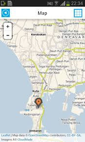 bali offline map guide hotels android apps on google play Bali Google Maps bali offline map guide hotels screenshot google maps ubud bali