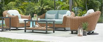 coastal patio furniture