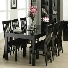 black lacquer dining room furniture. black lacquer dining table u0026 6 chairs i like the hutchshelves too dream house pinterest hutch shelves and room ideas furniture