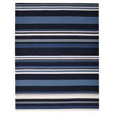 league stripe rug