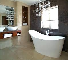 chandelier over bathtub light above large size of plus in shower and bath chandelier over bathtub