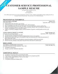 Sample Career Objective For Call Center Resume Customer Service