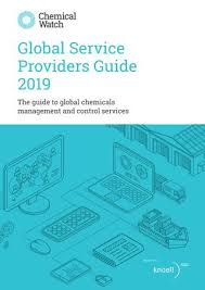 Global Service Providers Guide 2019 By Chemical Watch Issuu