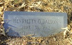 Henrietta Owen Dalton (1862-1945) - Find A Grave Memorial