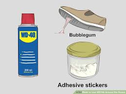 image titled use wd 40 around the house step 1
