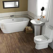 Freestanding Bathroom Suite