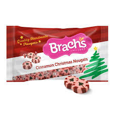 Wonderful white props to them for trying to make it like an authentic fruitcake. Brach S Christmas Cinnamon Nougats 3 Lb Candy Favorites