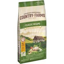 <b>Сухие корма</b> для собак <b>Country Farms</b>