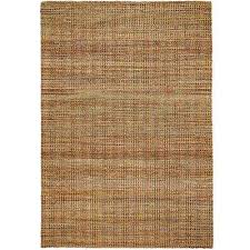 contemporary hebrides rectangle 9 ft x 12 ft braided natural fiber indoor area rug