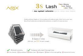2019 New Products A RIX 3S Lash Hot Sale Zero Inventory Eyelash ...