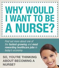 the best becoming an rn ideas nursery nurse why would i want to be a nurse check out this infographic outlining some of