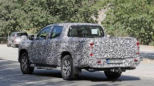 New Mitsubishi L200 Pickup Truck Teased In Shadowy Photo