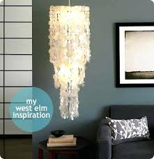 west elm capiz west elm shell chandelier west elm capiz mirror