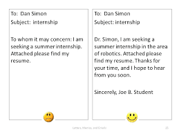 Sample Email Cover Letter With Attached Resume Plus Cover Letter