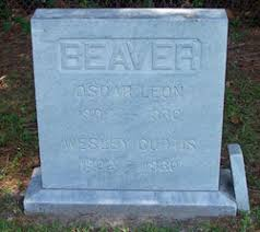 Wesley Curtis Beaver (1902-1930) - Find A Grave Memorial