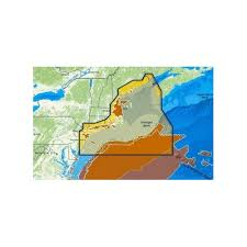 Reveal Ultra High Resolution Bathymetric Chart Us Atlantic Ny Ma