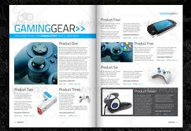 Indesign Magazine 10 Best Game Magazine Templates Psd Eps Ai Indesign Download _