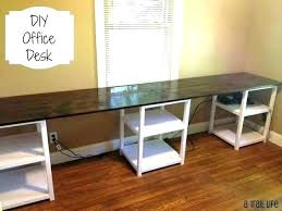 how to build office desk. Cheap Diy Desk Simple Build Standing Related Post Office Computer How To