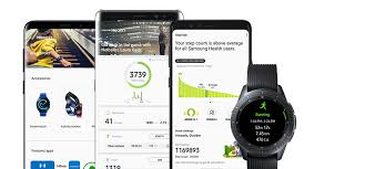 Watch With Mileage Tracker How To Use Samsung Health On The Galaxy Watch Samsung