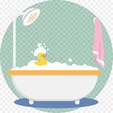 cartoon bathtub ilration simple cartoon bathtub vector