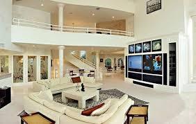 Big Living Rooms Simple Design