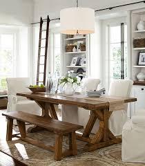 pottery barn round kitchen table arminbachmann com