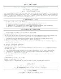 Assignment Clerk Sample Resume Beauteous Law Cv Template Tangledbeard
