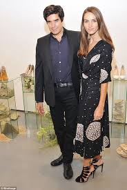 david copperfield stooge claims he was left brain damaged in david copperfield his wife designer chloe gosselin at an event in new york