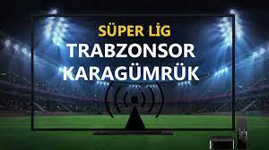 Trabzonspor Karagümrük maçı CANLI İZLE | Trabzonspor Karagümrük Bein Sports  1 şifresiz canlı maç izle Video