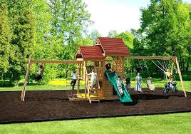 enclosed outdoor cat play area outdoor oasis swing set cat playground equipment