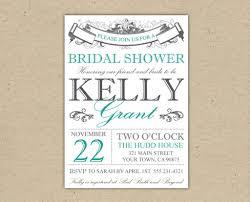 Bridal Shower Invitation Samples Wedding Shower Invitation Templates Reduxsquad Com Email Wedding 8
