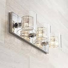 bathroom lighting fixtures. possini euro design wrapped wire 22 bathroom lighting fixtures i